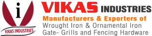 Vikas Industries India Punjab wrought iron hardware manufacturers exporters india